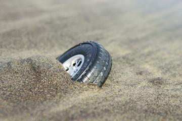 pneu échoué 1