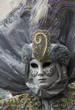 silver venice carnival costume