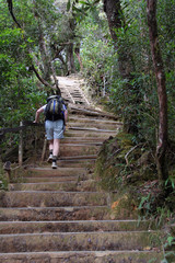 Climbing Mt. Kinabalu on Malaysian Borneo