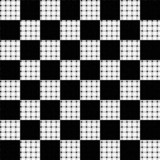 Checkered Weave poster