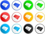 email icons poster