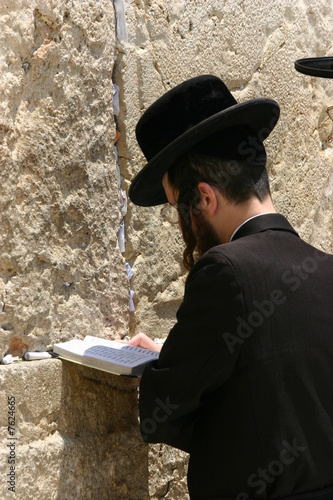 Praying Hasid