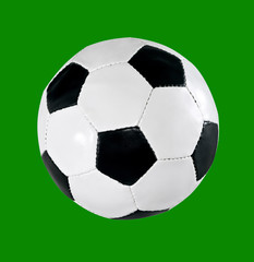 Fußball 01 freigestellt