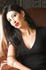 Italian adult woman