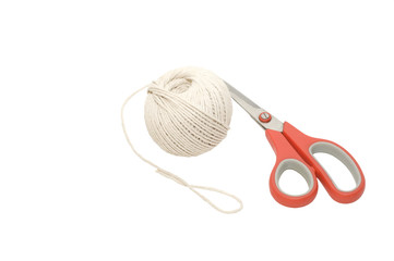 Scissors and String