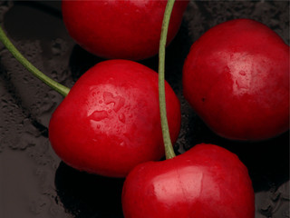 Four Cherries