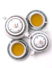 Green Tea China Set
