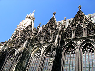 Stephansdom cathedral - Vienna, Austria