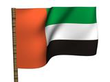 Arabian Emirates. poster