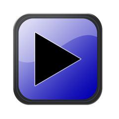 blue button - play