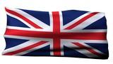 britain flag bg poster