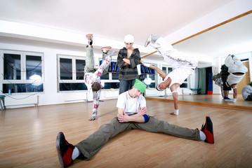 .break dance