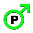 Parken für Männer erlaubt