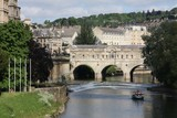 Bath on the river Avon