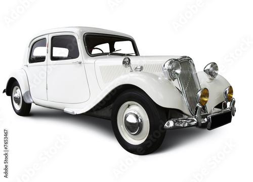 Papiers peints Vintage voitures wedding car