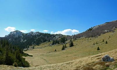 Mountain scene, Velebit, Croatia 4