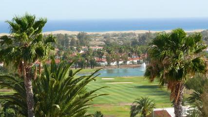 Villaggio alle Canarie