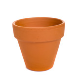 Terra Cotta Flower Pot poster
