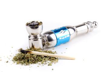 Marijuana and match