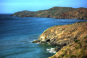 HDRI Margarita Island North-east
