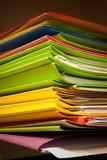 administratif dossier affaire papier décision contrat justice poster