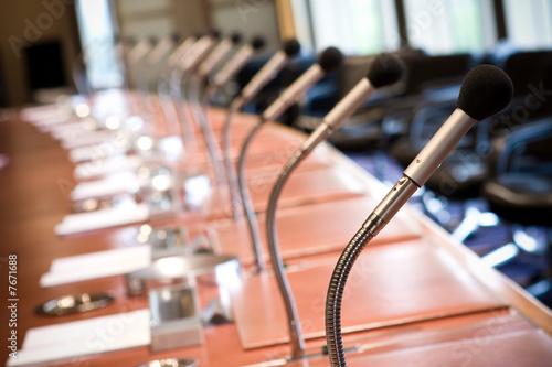 salle réunion conseil administration affaire business cadre dire - 7671688