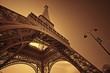 Leinwanddruck Bild - Paris