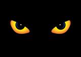 Predator eyes poster