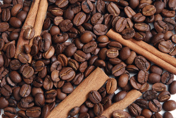 coffee-beans&cinnamon
