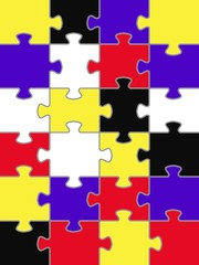 Puzzle-Grafik
