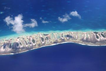 Pacific Rangiroa