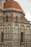 Cathedral in Florence poster