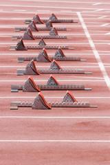 Runners Blocks