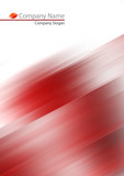 Fototapety Abstract red soft background for your prints