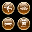 Transport icons, buttons 2