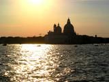 Tramonto su Venezia