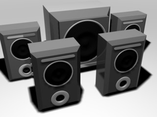 speakers,