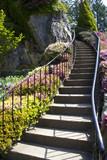 Garden Staircase poster
