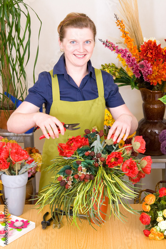 poster of Young Florist