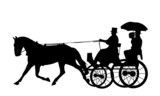 Horse and Carriage 1 poster