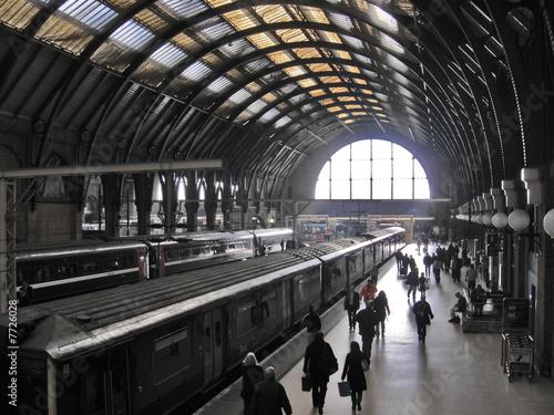 Train Station - 7726028