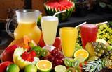 Fototapety Suco de frutas