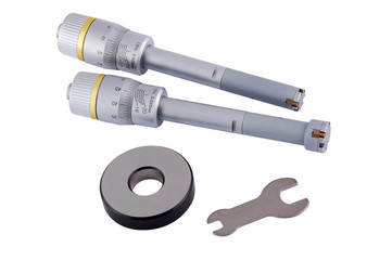 Micrometer with accessories