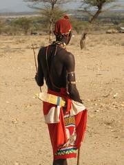 Masai suit
