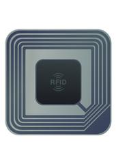Puce RFID bleu (détouré)