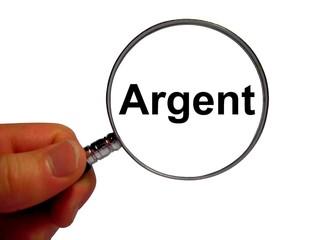 Loupe Argent