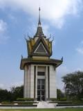 Cambodia - Killing fields poster