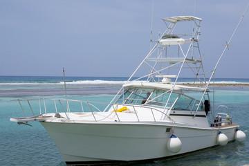 Caribbean Dive Boat