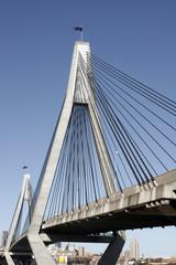 Anzac bridge, Pyrmont, Sydney