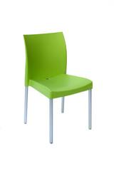 sedia in resina moderna